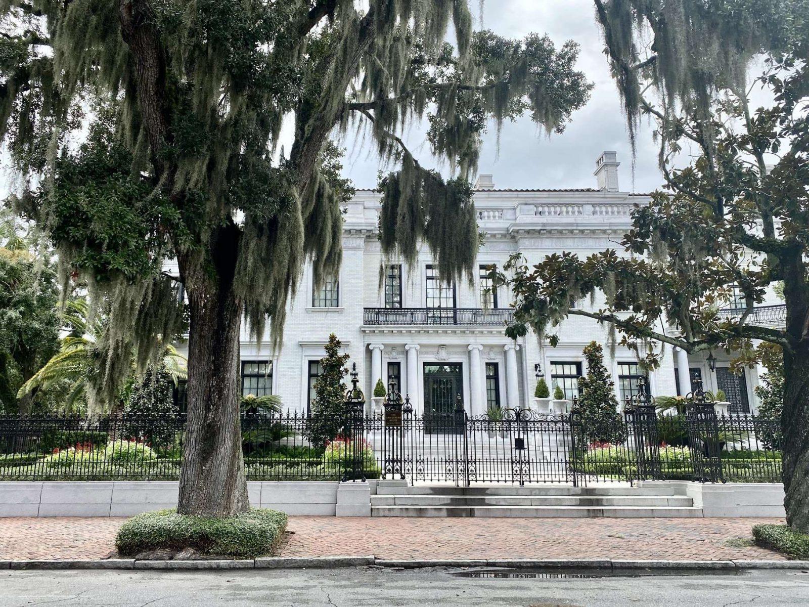 Oglethorpe House Savannah